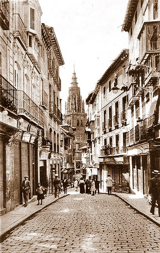 Los últimos comercios tradicionales de la ciudad de Toledo (1/6)