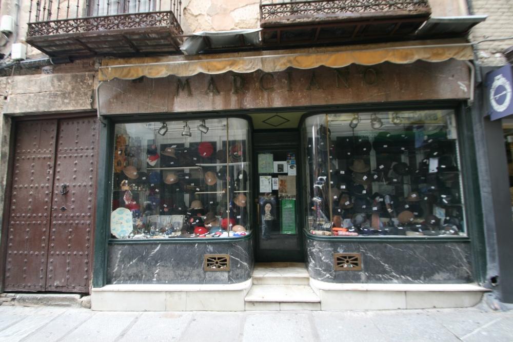 Los últimos comercios tradicionales de la ciudad de Toledo (6/6)