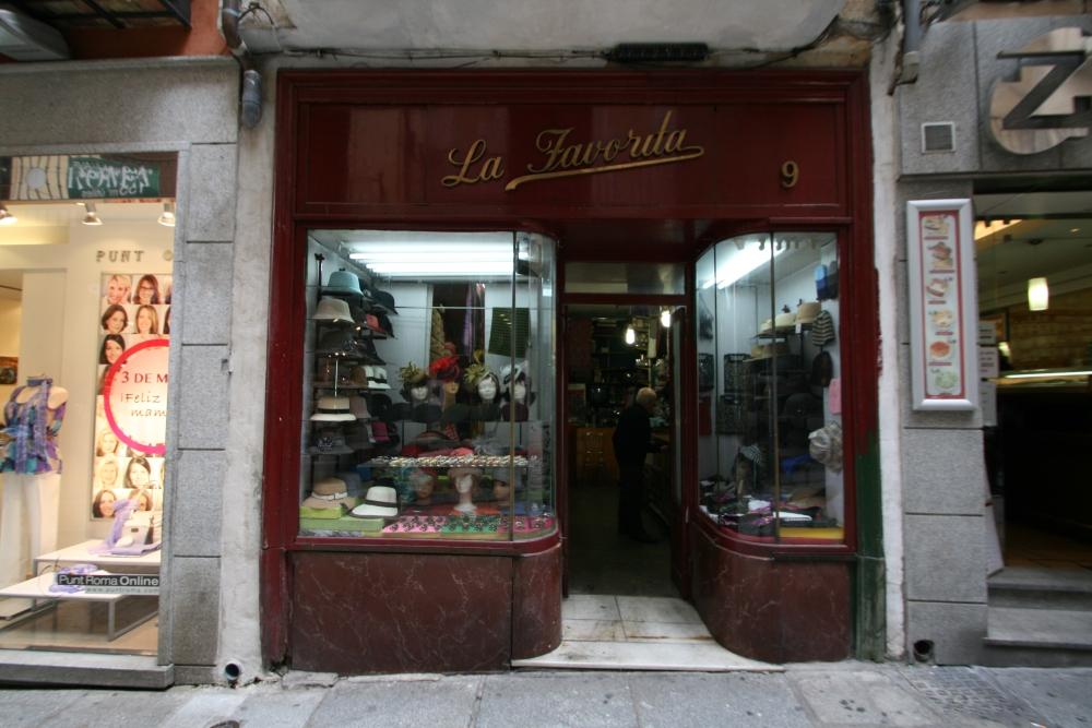Los últimos comercios tradicionales de la ciudad de Toledo (2/6)