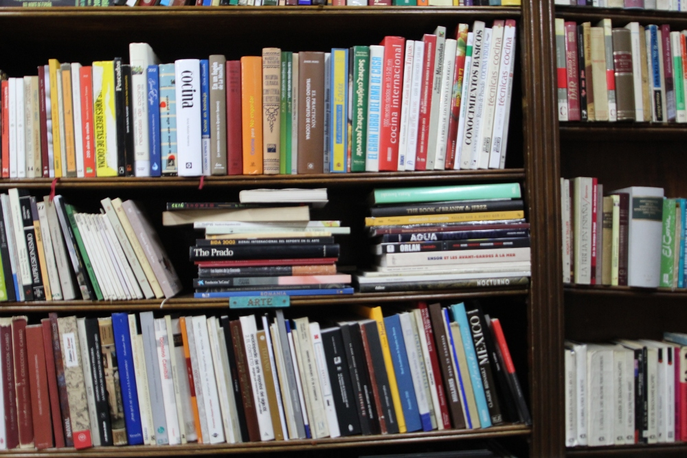 Librería Pérez Galdós, calle Hortaleza, 5 (5/5)