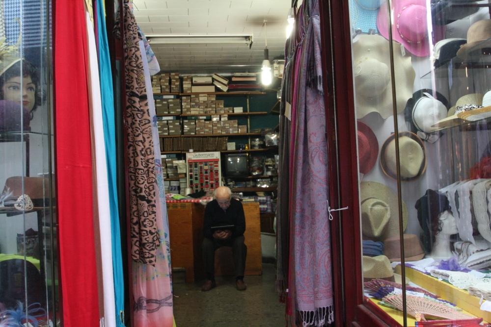 Los últimos comercios tradicionales de la ciudad de Toledo (4/6)