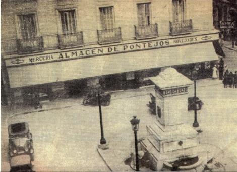 Plaza de Pontejos, 1920-1930