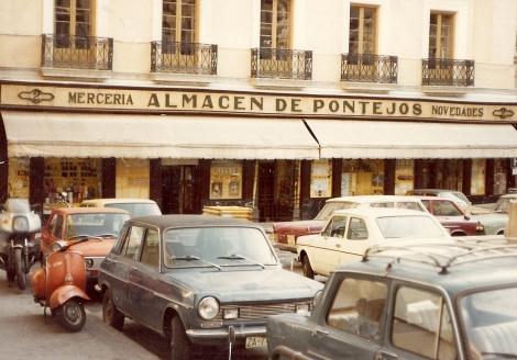 Pontejos, 1970