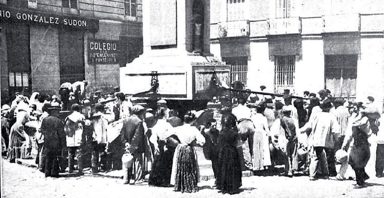 Pontejos, Sucesores de Antonio Ubillos. Plaza de Pontejos, 2. Barrio de Sol (2/6)