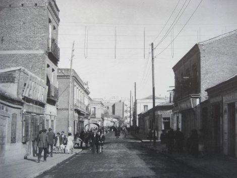 Avenida Monte Igueldo. ca. 1928