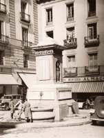 Plaza de Pontejos en 1947