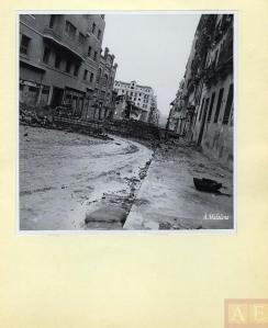 """Calle Altamirano, """"Archivo Rojo"""", fotografía de Torre"""