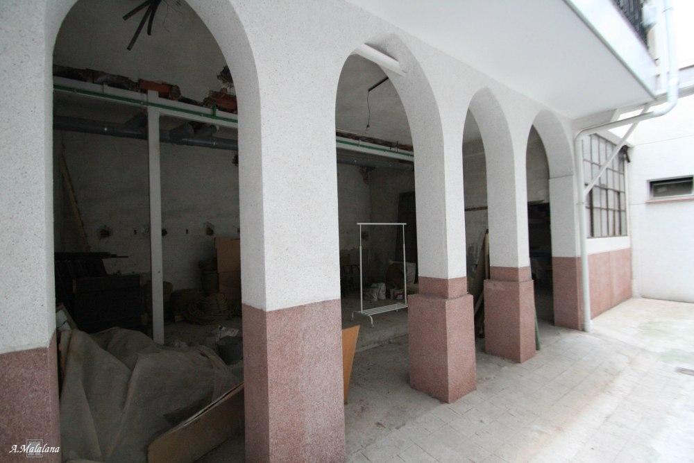 Antigua Casa Crespo. Calle del Divino Pastor, 29. Barrio de Malasaña (2/6)