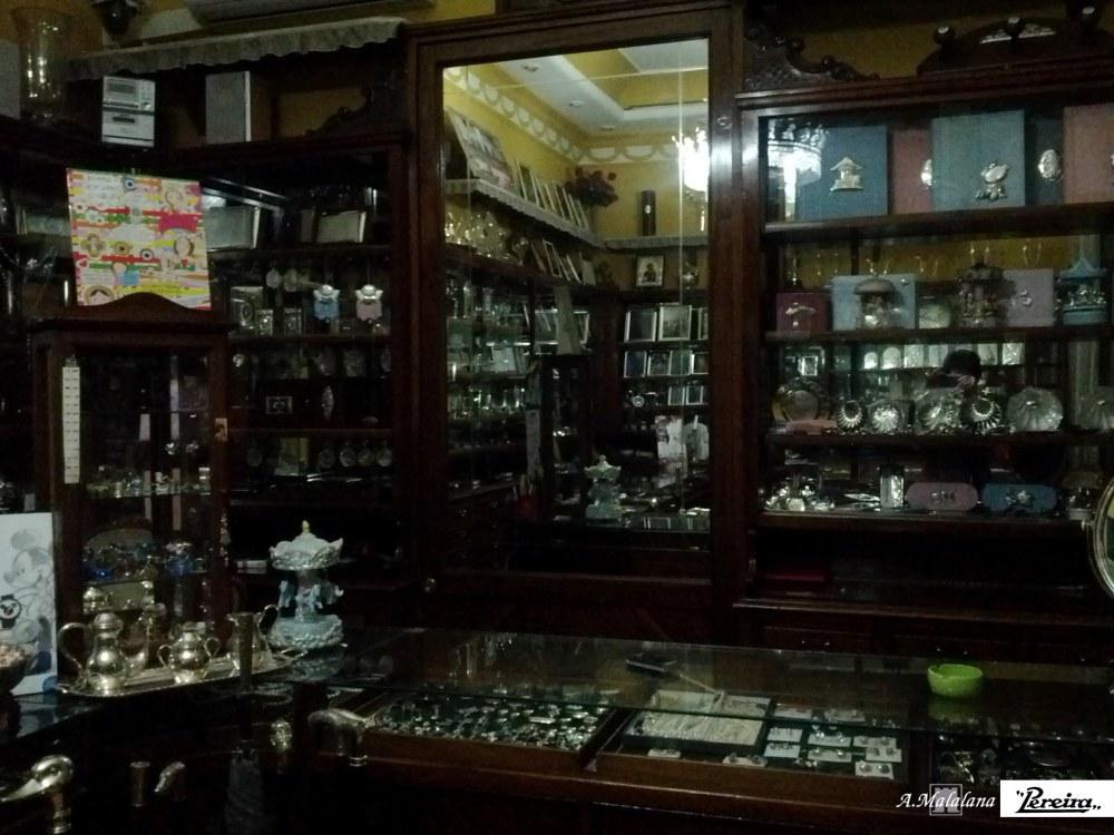 Platería Pereira. Calle Princesa, 70. Barrio de Argüelles (4/6)