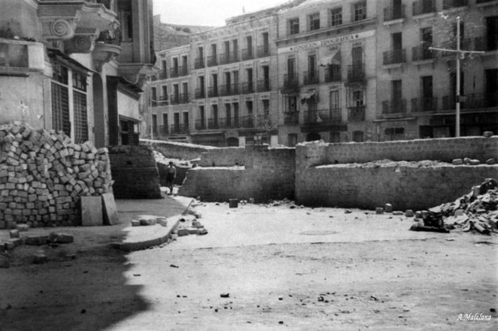 Platería Pereira. Calle Princesa, 70. Barrio de Argüelles (2/6)