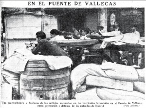 Vallecas_Barricada