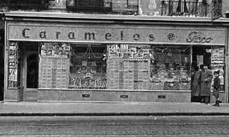 Caramelos Paco. Calle Toledo, 55. Barrio de Embajadores (4/6)